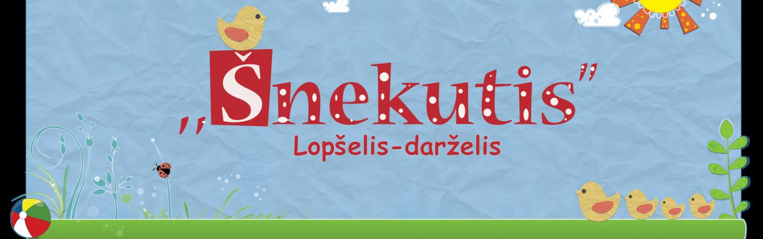 """Vilniaus lopšelis-darželis """"Šnekutis"""""""